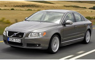 Alfombrillas bandera Racing Volvo S80 (2006 - 2016)