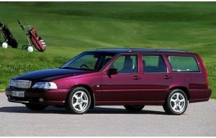 Alfombrillas Volvo V70 (1996 - 2000) Económicas