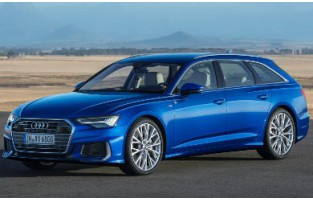 Alfombrillas Exclusive para Audi A6 C8 familiar (2018-actualidad)