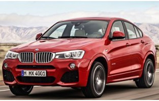 Alfombrillas BMW X4 Económicas (2014-2018)