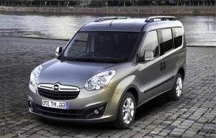 Alfombrillas Exclusive para Opel Combo D 5 plazas (2011 - 2018)