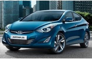 Alfombrillas bandera Korea Hyundai Elantra 5