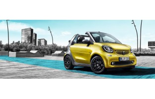 Protector maletero reversible para Smart Fortwo A453 (2015-actualidad)