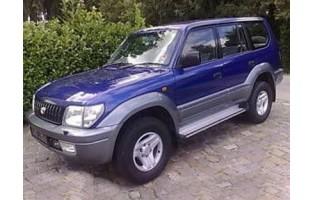 Alfombrillas bandera Racing Toyota Land Cruiser 95 (1998-2002)