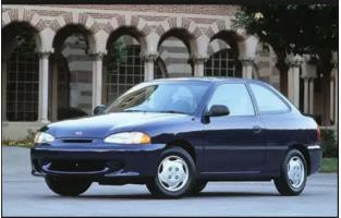 Alfombrillas bandera Korea Hyundai Accent (1994 - 2000)