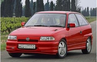 Alfombrillas bandera Alemania Opel Astra F (1991 - 1998)