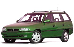 Protector maletero reversible para Opel Astra F, Familiar (1991 - 1998)