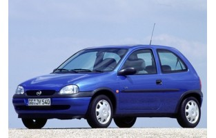 Protector maletero reversible para Opel Corsa B (1992 - 2000)