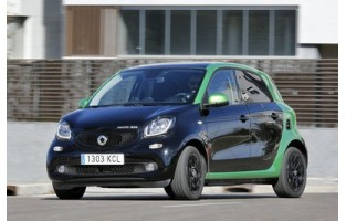 Protector maletero reversible para Smart Forfour EQ (2017 - actualidad)