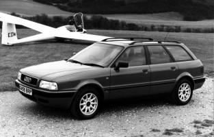 Alfombrillas Exclusive para Audi 80 B4 Familiar (1972 - 1996)