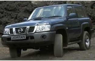 Alfombrillas bandera Racing Nissan Patrol Y61 (1998 - 2009)