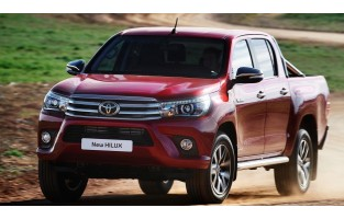 Protector maletero reversible para Toyota Hilux cabina doble (2018 - actualidad)