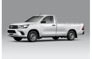 Protector maletero reversible para Toyota Hilux cabina única (2018 - actualidad)
