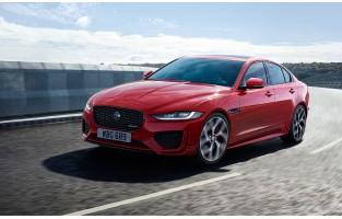 Alfombrillas bandera Francia Jaguar XE