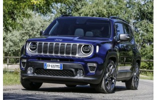 Alfombrillas bandera Racing Jeep Renegade