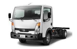 Protector maletero reversible para Nissan Cabstar